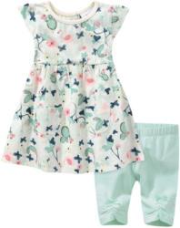 Newborn Kleid und Radler