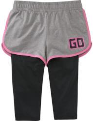 Mädchen Sport Leggings und Shorts