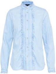 Jeansbluse ´FRILLY´