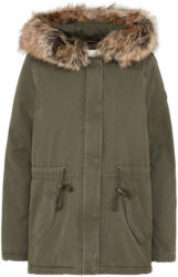 Winterparka ´cotton parka with fur collar´