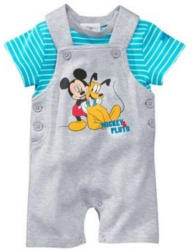 Mickey Mouse Strampler mit T-Shirt
