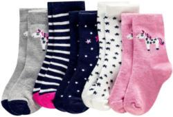 5 Paar Baby Socken