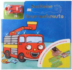 Das kleine Feuerwehrauto Spielbuch