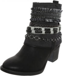 Ankle Boots im Cowboy-Look
