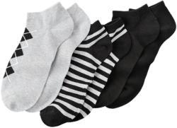 3 Paar Herren-Sneaker-Socken