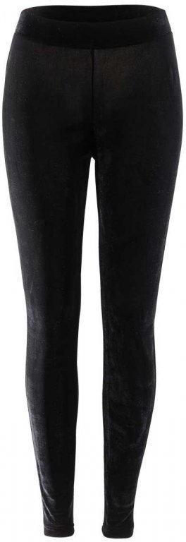 Damen-Leggings aus Samt