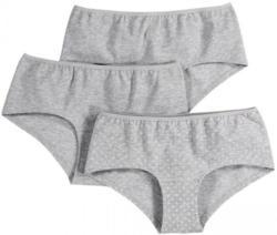 Damen-Panty, 3er Pack