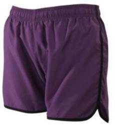 Damen-Basic-Shorts