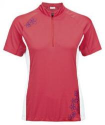 Damen-Rad-Zip-Shirt