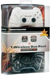 Thrustmaster T-Wireless Duo Pack Gamepad für PC / PS3