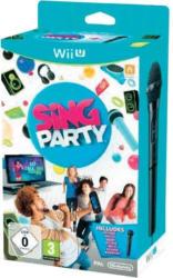 Nintendo Wii U SiNG Party (inklusive Mikrofon) Nintendo Wii U USK 0 Party