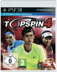 Top Spin 4 Playstation® 3 USK 0