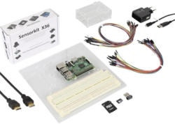 Raspberry Pi 2 Elektroniker Set