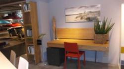 Schreibtisch+Stuhl+Regal Now Elements