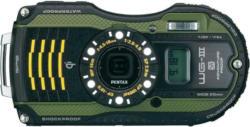 Pentax Wg-3 Gps - Grün