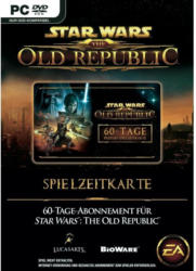 Star Wars: The Old Republic - 60 Tage Game Time Card USK 12 PC-Spiel