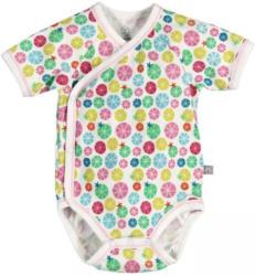 Baby-Mädchen-Wickelbody mit Meerestier-Muster