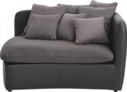 Carryhome Sofaelement In Anthrazit, Schwarz Textil   anthrazit, schwarz