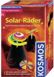 Kosmos Mitbring-Experimente Solar-Räder 657123 Altersklasse ab 7 Jahre Experimente (Anzahl) 6