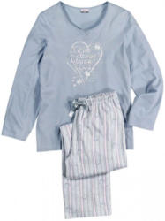 Damen-Schlafanzug, 2-teilig