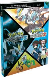 Buch Buch Pokemon Schwarz 2/Weiß 2 - offizielles Lösungsbuch