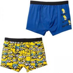 Minions/Simpsons Herren-Retroshorts