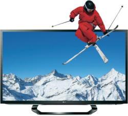 LG 32LM620S 3D LED-TV 80 cm (32 Zoll), 1920 x 1080 , analog, DVB-T, DVB-C mit HDTV, DVB-S mit HDTV, Schwarz