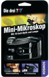 Kosmos Die drei ??? Mini-Mikroskop 659264 Altersklasse ab 8 Jahre