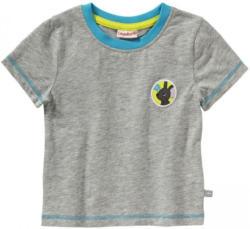 Baby-Jungen-T-Shirt mit süßem Aufnäher