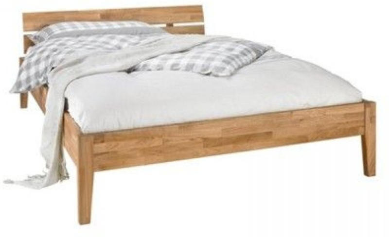 wogibtswas.at   Linea Natura Bett In Holz Eichefarben eichefarben € 149,00 statt € 415,00 bei ...