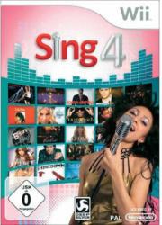 Deep Silver Sing 4: DER Party-Anheizer für alle Wii-Spieler Nintendo Wii USK 0
