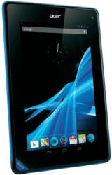 Acer Iconia B1 16GB Internet Tablet 17,78 cm (7) Nachtschwarz MTK 8317T Dualcore (1,2 GHz) Android™ 4.1 Tablet PC