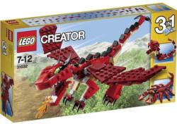 LEGO® Creator 31032 Rote Kreaturen