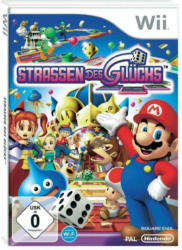 Nintendo Straßen des Glücks für die Wii Konsole Nintendo Wii USK 0