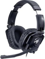 Gaming Headset 3.5 mm Klinke schnurgebunden Genius Lychas HS-G550 Over Ear Schwarz