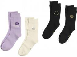 Smiley® Damen-Socken, 2er Pack