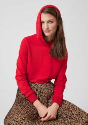 s.Oliver RED LABEL Sweatshirt mit Rippstrick-Akzenten