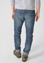 s.Oliver RED LABEL Tubx Regular: Used Jeans mit Gürtel