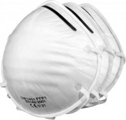 Basic Staubschutzmasken-Set, 3er Set