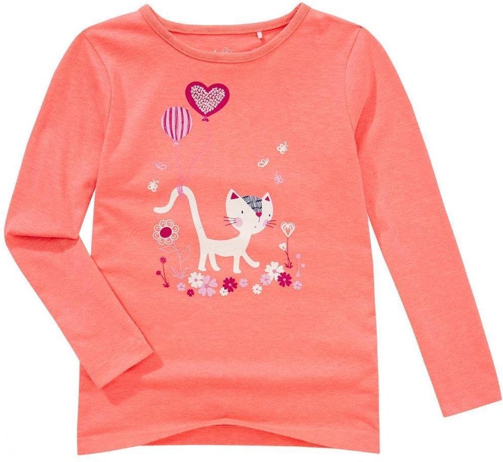 Mädchen Sweatshirt mit Katzen Motiv | Ernsting's family