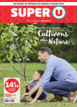 COLLECTION JARDIN CULTIVONS NOTRE CULTURE