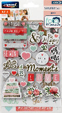 Paradies DIY Stickerset Liebe