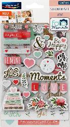 Paradies DIY Stickerset Liebe