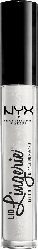 NYX PROFESSIONAL MAKEUP Lidschattenbasis Lid Lingerie Eye Tint White Lace Romance 06