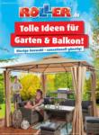 Roller Tolle Ideen für Garten & Balkon! - bis 31.07.2019