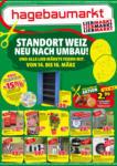 Hagebau Lieb Markt Hagebau Lieb Markt Flugblatt - gültig bis 30.03. - bis 30.03.2019