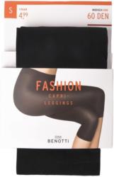 Damen Capri-Leggings mit Ziersteinchen