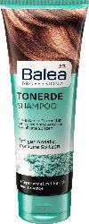 Balea Professional Shampoo Tonerde