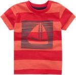 Ernsting's family Baby T-Shirt mit Blockstreifen