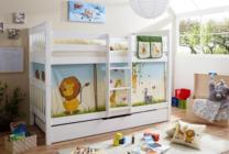 Etagenbett Moritz Weiss : Kinderzimmer etagenbett kinderbetten online kaufen möbel